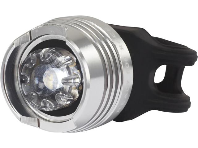 RFR Diamond Frontlys white LED Grå